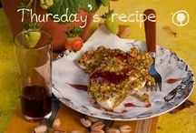 Thursday's recipes / Mediterranean recipes | Greek recipes