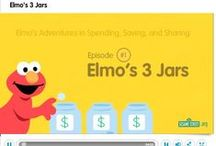 Sesame Street: Financial Education / www.sesamestreet.org/save / by Sesame Street