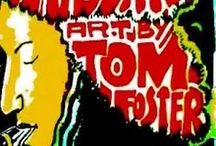 Artist Tom Foster / Tom 'Midtown is Memphis' Foster is an artist, author, and filmmaker. He has been documenting music, architecture, courtroom battles, politics, and other musings since the 1960s.