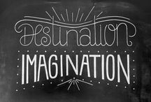 Destination Imagination / by Vicki Cavazos