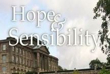 Hope and Sensibility / Darcy and the Young Knight's Quest Book 3