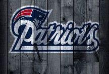 Patriots!  <3 / by Rebekah S