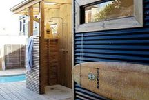 Surf Shack / Bohemian Inspired Beach Living