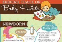 Infographics / Cool infographics to do with all things pregnancy & parenting!