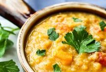 FOOD: Soup, Stew, & Chili Recipes / Some of the best soup, stew, and chili recipes and easy ideas for healthy and not so healthy meals.  / by Lisa Huff @ Snappy Gourmet