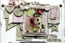 Fabulous scrapbook layouts / Inspirational scrapbooking layouts / by Mj Vallely