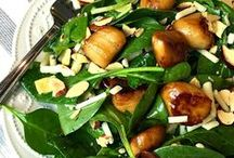 FOOD: Salad & Dressing Recipes / Easy recipes for homemade salads and salad dressings such as chicken, vegetable, pasta, broccoli, and potato salads. Healthy salad recipes to not so healthy salads.