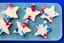 HOLIDAYS: 4th of July / 4th of July ideas and DIY for crafts, decorations, gifts, party plans, cards, food and treats! / by Lisa Huff @ Snappy Gourmet