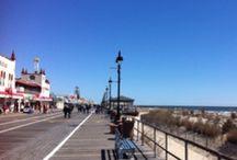 The Beach. (& boardwalks) / Explore the beaches and historic boardwalks of our beautiful seashore communities.
