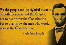 Civil War (1861-1865)/Abraham Lincoln