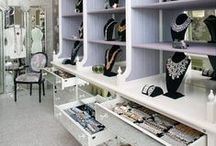 Closets ❀ Dressing Tables  / by Linda L. Floyd Interior Design