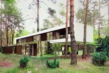 Green Architecture / Biophelia architecture