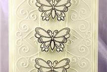 cards butterflies 3