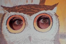 The owls are not what they seem / by Marie D