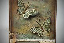 cards butterflies 4
