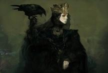 Fantasy, myths, & fairytales / Fairy tales, Mythology / by Debra Canale
