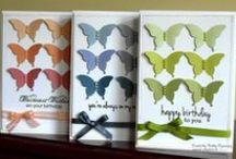 cards butterflies 7