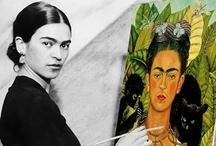 Frida/Frieda / by Marie D