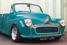 GOALS / Morris Restoration. / Ideas for the Restoration of my 1957 Morris Minor Utility.