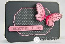 cards butterflies 9