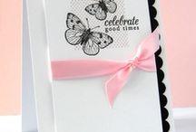 cards butterflies 10