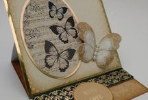 cards butterflies 12