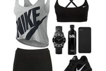 Fitness / Workout ideas, workout clothes, running, sneakers, tips!  / by Jamie Solorsa