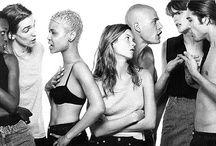 Revisited Style: 90s & 80s / Grunge fashion from the 80's and 90s