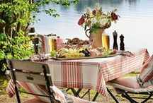 Outdoor Entertaining  / by Linda L. Floyd Interior Design