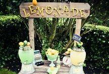 Lemonade Jar