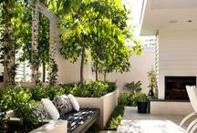 Outside Inspiration / Landscaping and Gardening Ideas