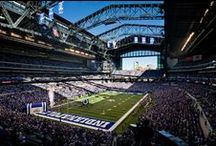 NFL Stadiums / by ABE
