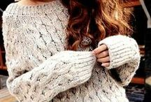 Yarn Crafts / Neat knitting & crochet goodies