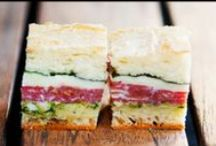 A LITTLE THING CALLED SANDWICH / :) oh happy day when the Earl of Sandwich was too far into a game of poker to leave the table for dinner! / by REBECCA ALLISON