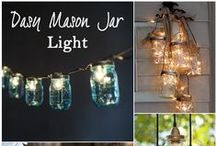 Daisy Mason Jar DIY