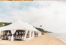 Our Past Weddings / Event rentals by Fairy Tale Tents & Events.  See what we have done for past Brides and Grooms.