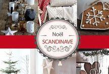 3 styles pour Noël / Une décoration de Noël traditionnelle et classique? Moderne et géométrique ? ou plutôt Scandinave et épurée ?