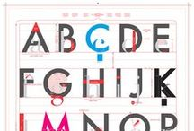 Typography / Fonts, Typography, Lettering, Oh my! Current Font Favorites