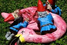 Gnomes / Gnomes & gnome related fun for my fellow gnomies & I.