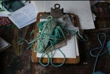 Yarn and Yarnie things... / by Sara Joan Blondina McAuley