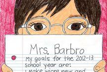 Teachery Things!  :) / by Carol Brister