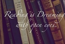 Bookworm / Reading is a much needed escape from everyday life.  / by Taylor Brog