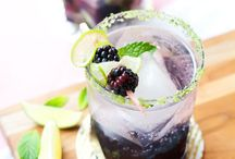 cocktail hour / Unique and stylish cocktails for your next soirée.