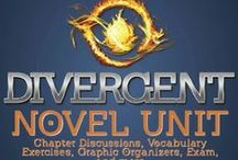 Are You Divergent? / All things related to Veronica Roth's Divergent trilogy. / by Tracee Orman