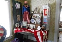 4th of July & patriotic things / by Louise Tomkinson