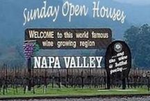 Napa Valley Sunday Open Houses / by Curtis Van Carter