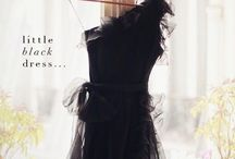 The Little Black Dress / by Donna Candice Blair