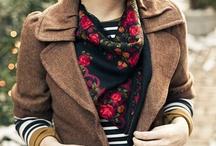 Fall Wardrobe / by Alicia Hollis