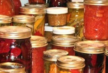 Living off the Land - Gardening & Canning / Lifelong dream turned into a new passion