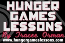 Hunger Games Lessons / Posts from my educational blog Hunger Games Lessons at www.hungergameslessons.com #HungerGames #Hunger #Games / by Tracee Orman
